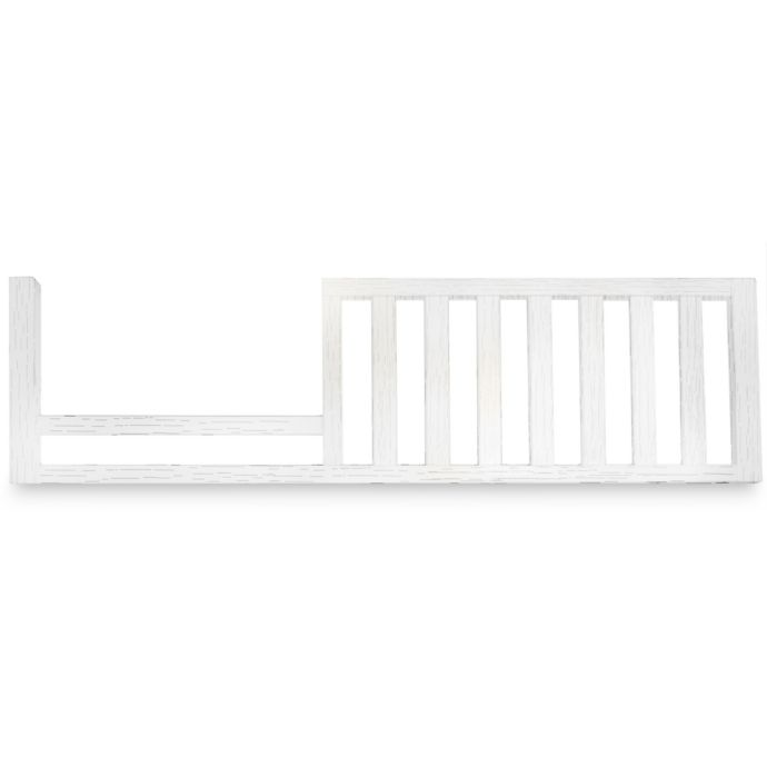 Pali Design Como Toddler Rail - Vintage White