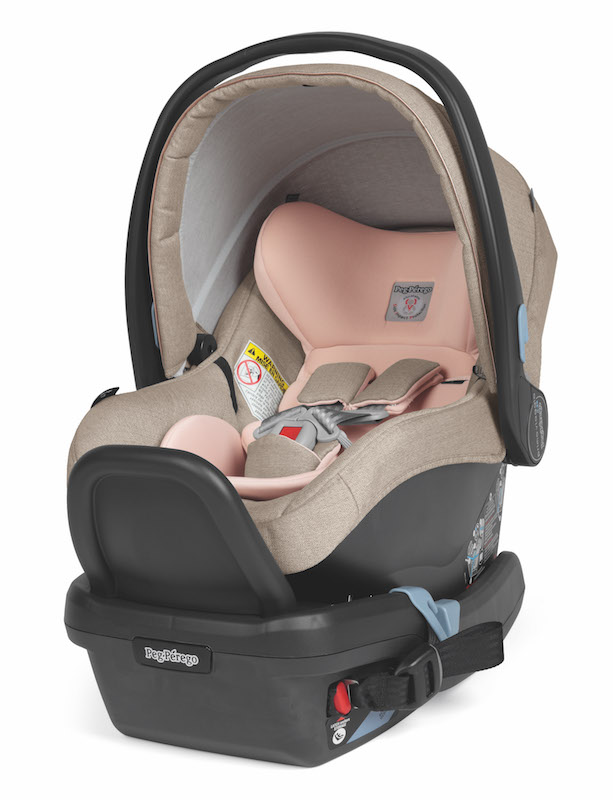 Peg Perego Primo Viaggio Nido 4-35 Infant Car Seat Horizon