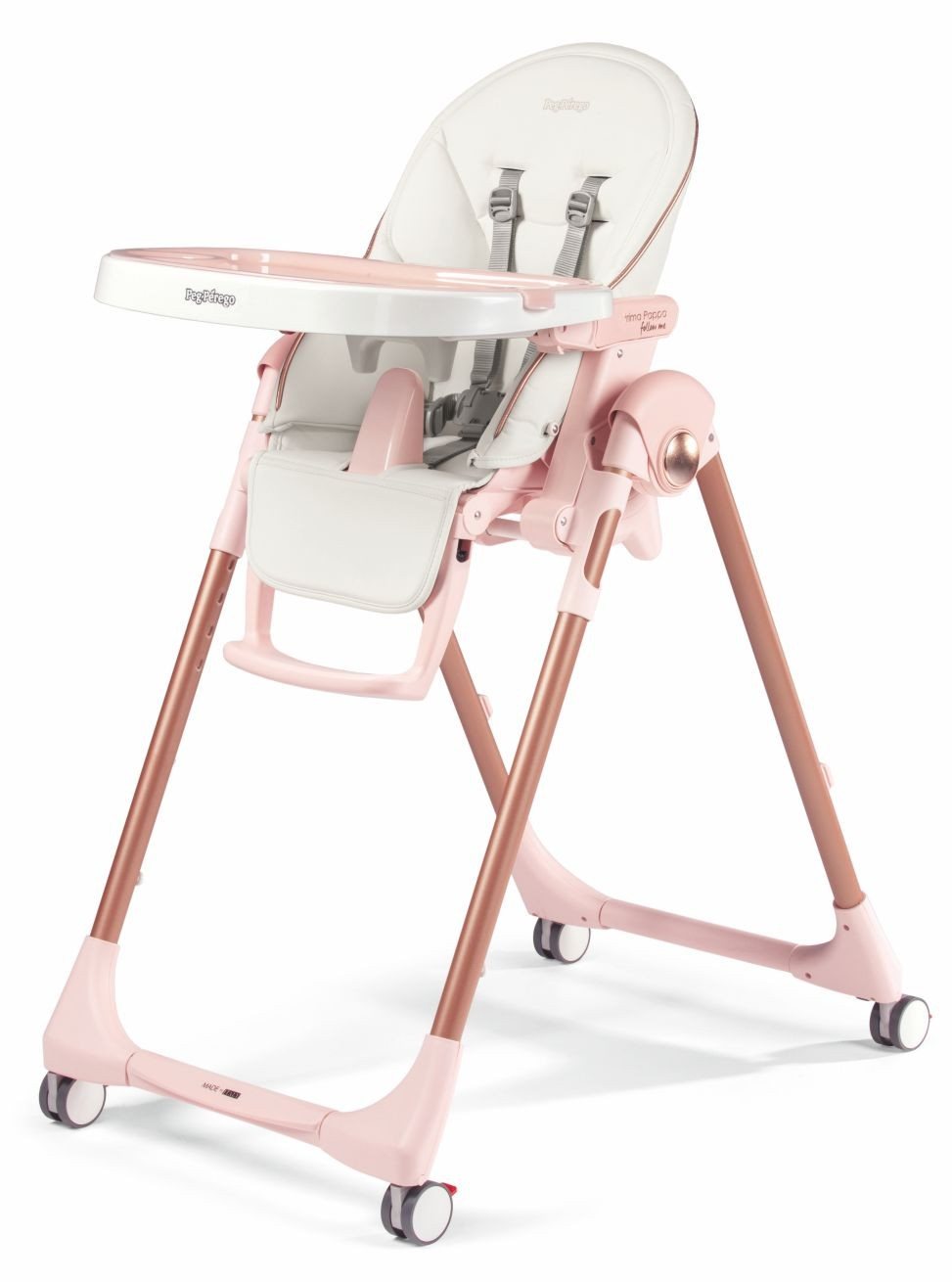 Peg Perego Prima Pappa Zero3 High Chair - Mon Amour