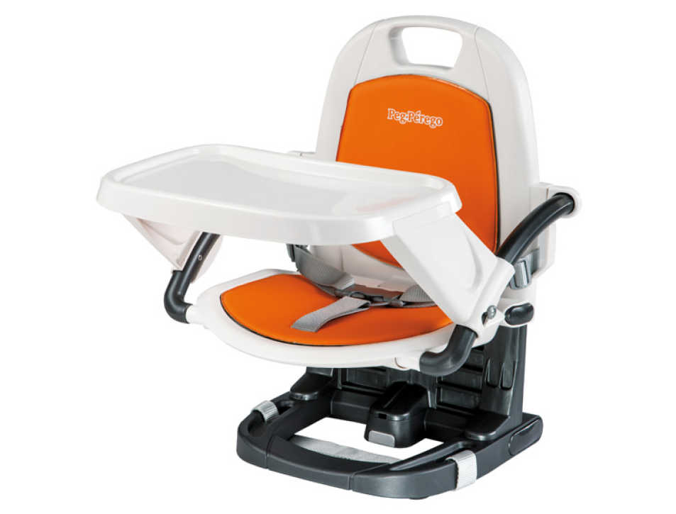Peg Perego Rialto Booster Chair - Arancia (Orange)