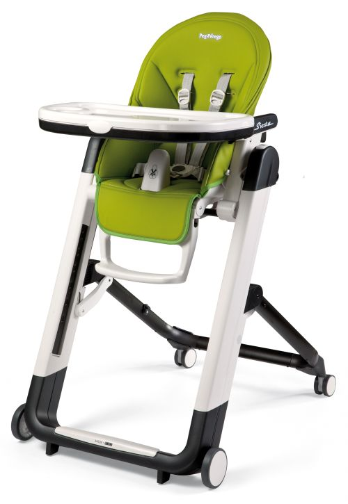 Peg Perego Siesta High Chair - Mela Apple Green