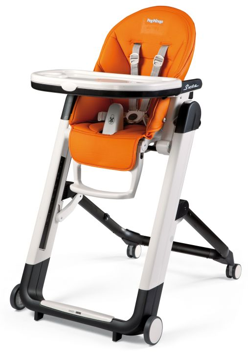 Peg Perego Siesta High Chair - Arancia Orange