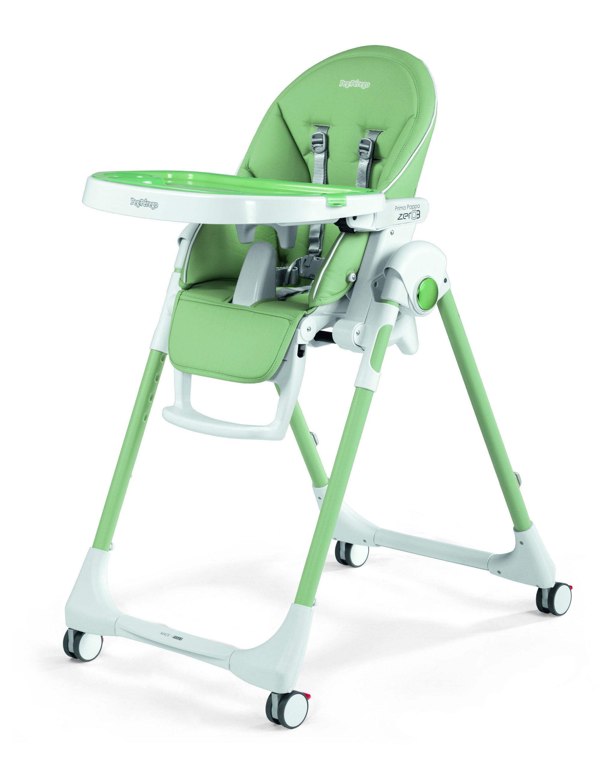 Peg Perego Prima Pappa Zero3 High Chair - Mint