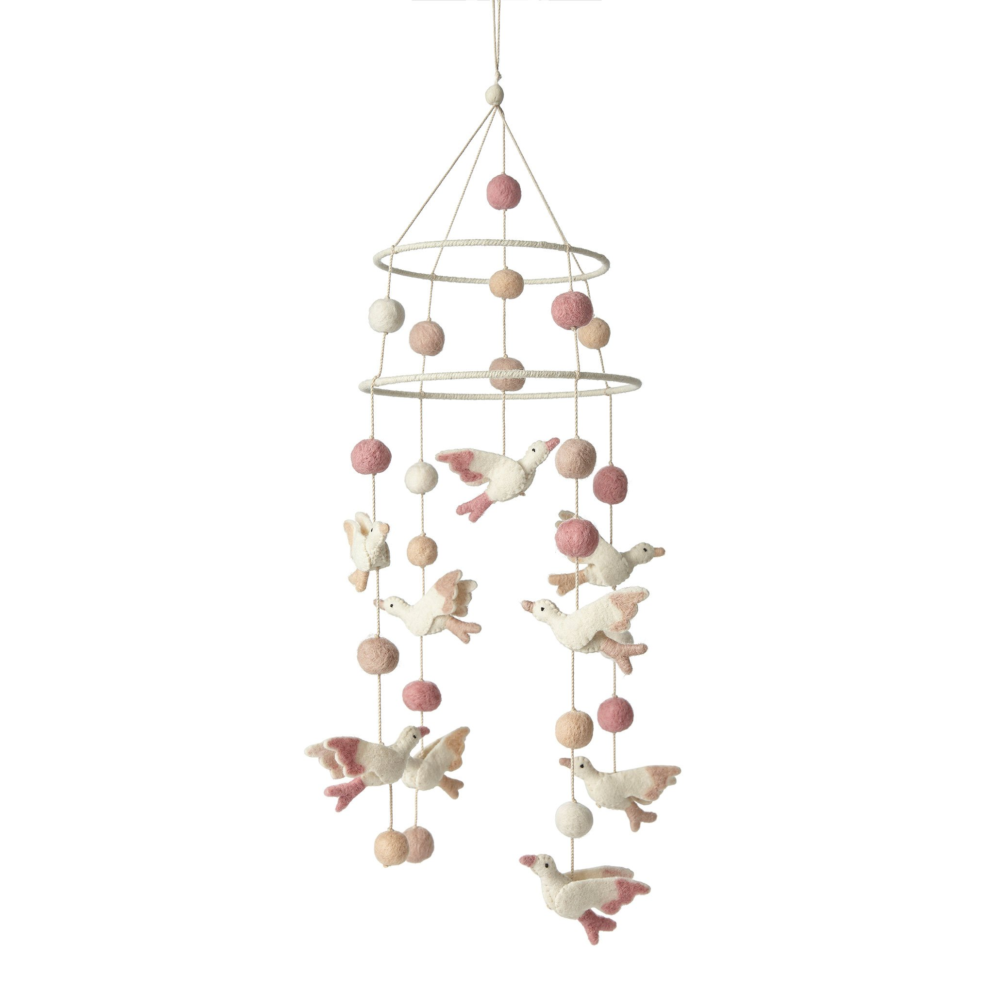 Pehr Designs Birds Of A Feather Mobile