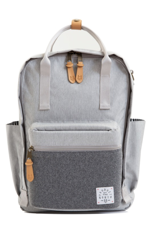 Product of the North Elkin Back Pack - Heather Grey