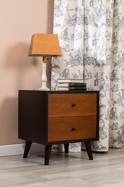 Romina New York Nightstand