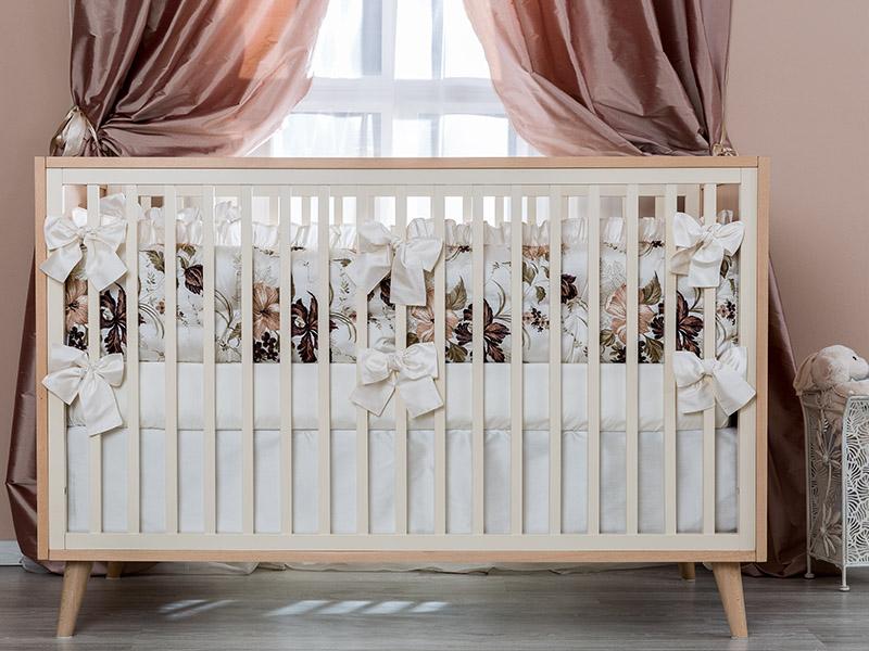 Romina New York Classic Crib, Romina Baby Furniture