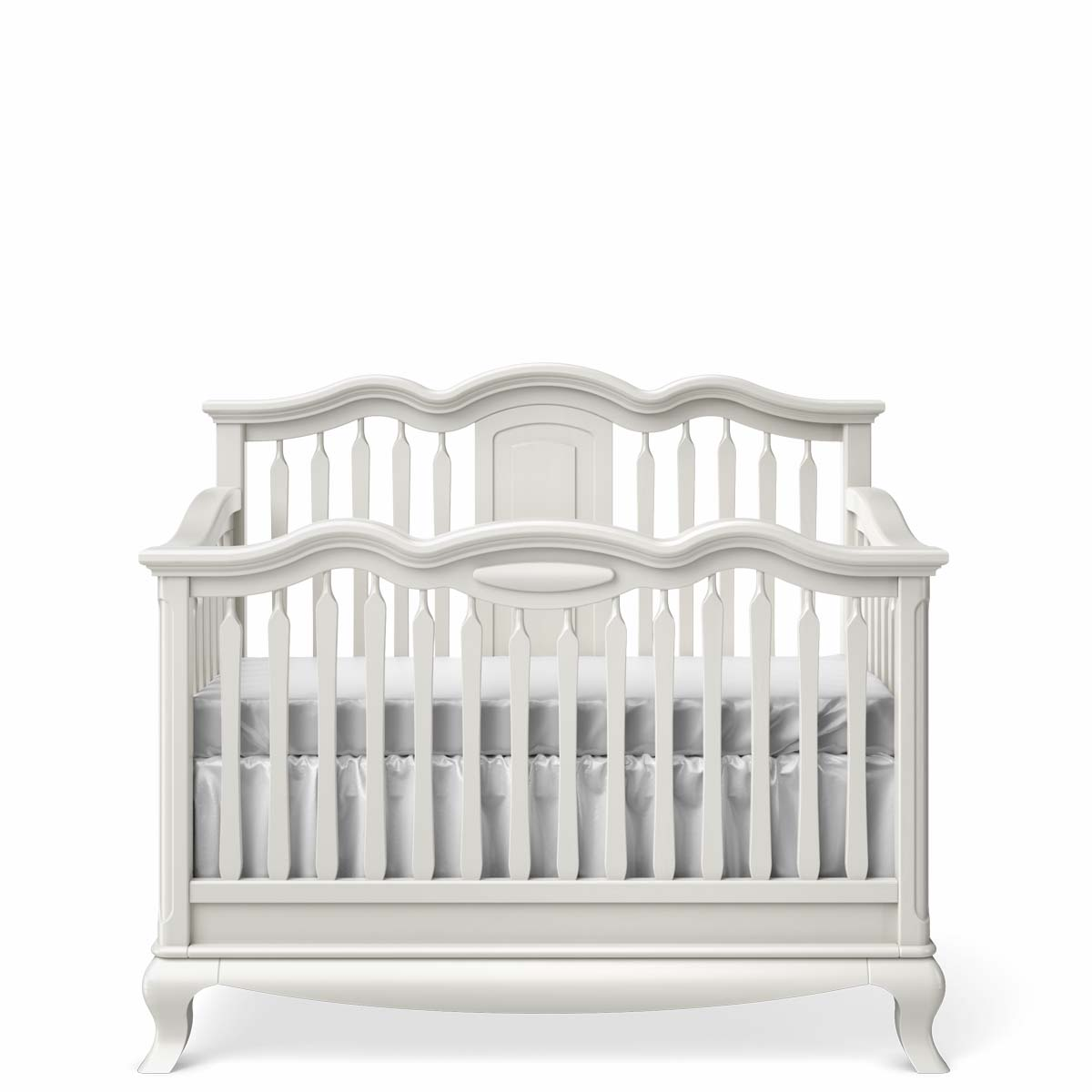 Romina Furniture Cleopatra Convertible Crib