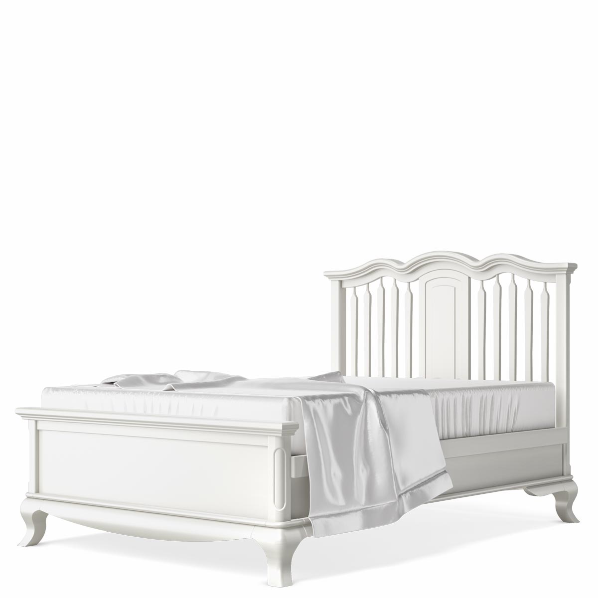 Romina Furniture Cleopatra Full Bed