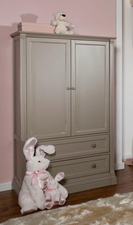 Romina Furniture Imperio Armoire