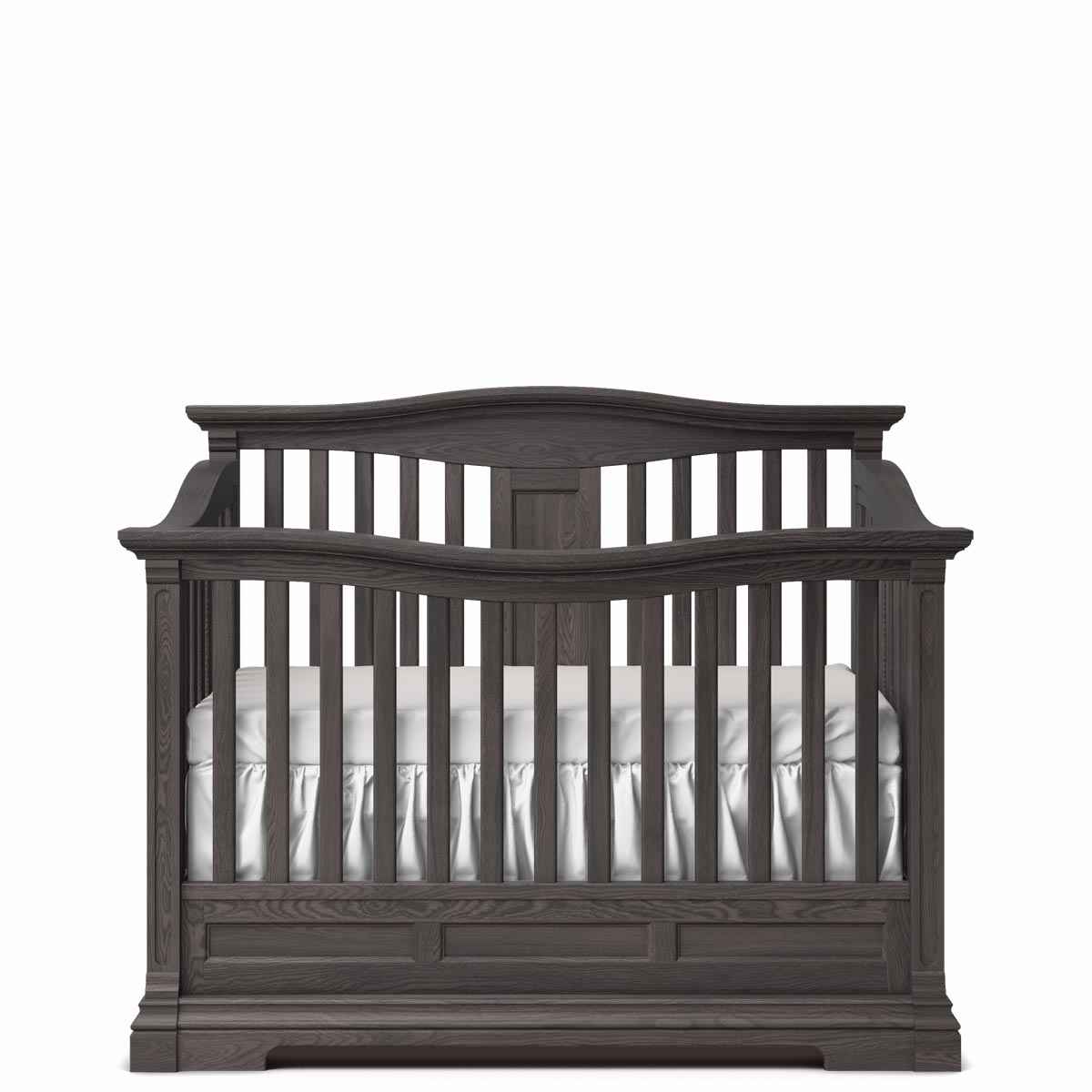 Romina Imperio Convertible Crib with Slat Back