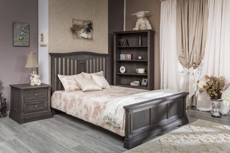 Romina Furniture Imperio Full Bed