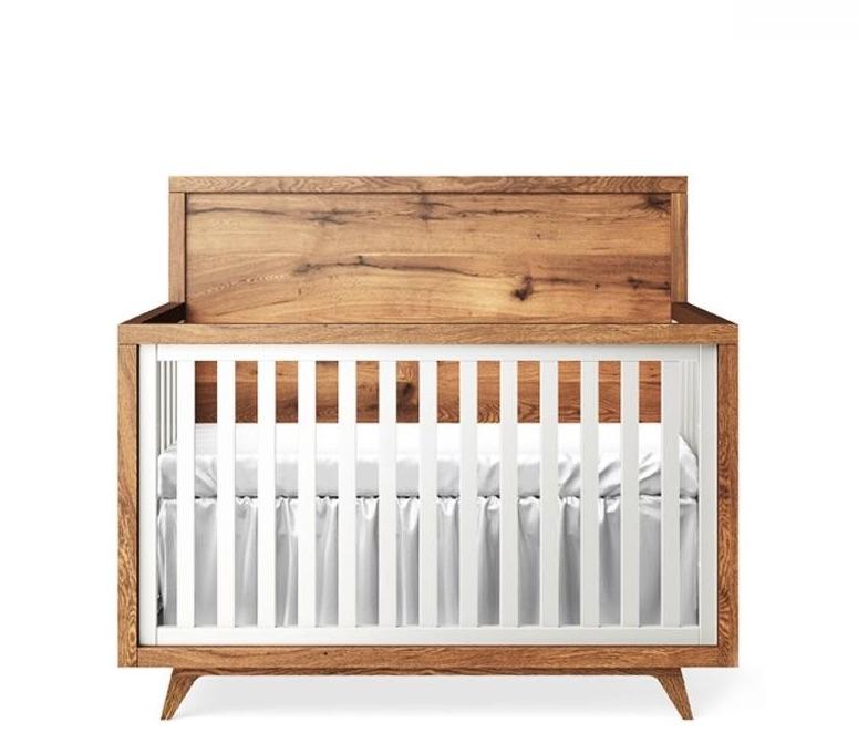 Romina Furniture Uptown Convertible, Romina Baby Furniture