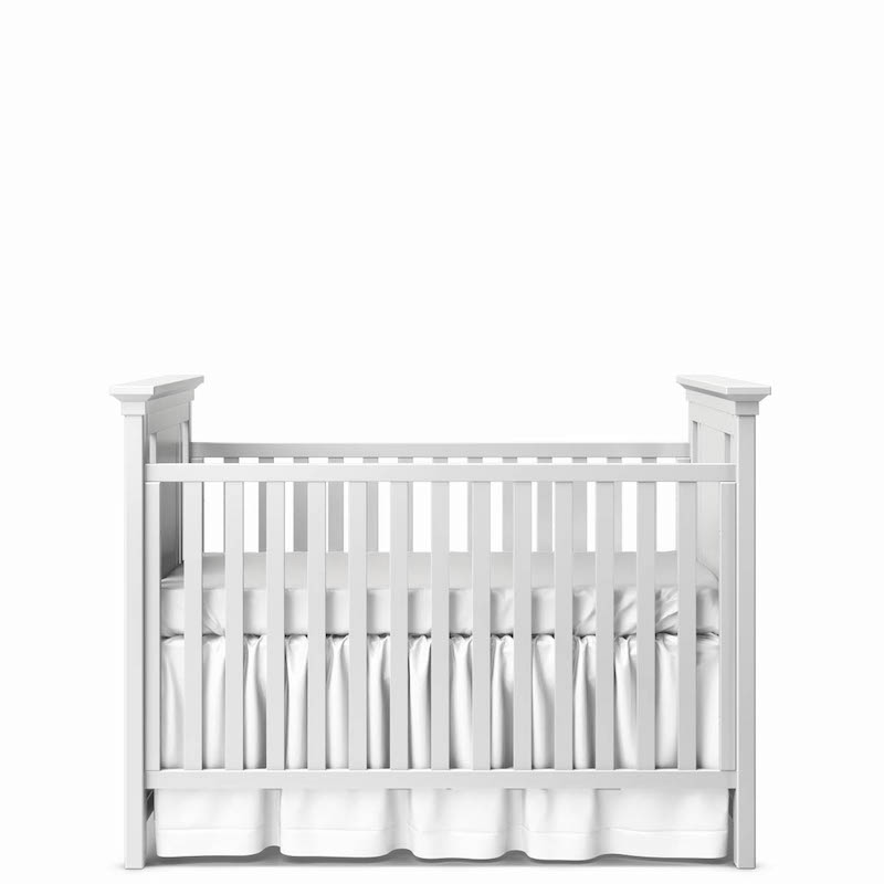Romina Furniture Karisma Classic Crib, Romina Baby Furniture