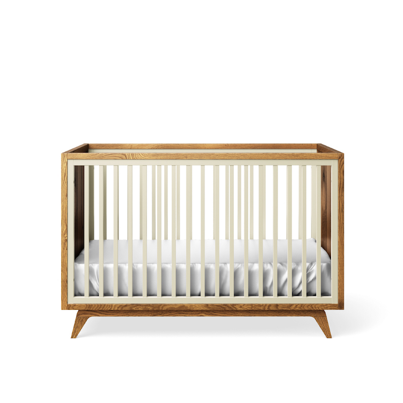 Romina Furniture Uptown Classic Crib