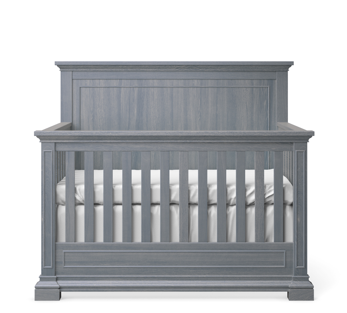 Silva Furniture Jackson Convertible Crib - Storm