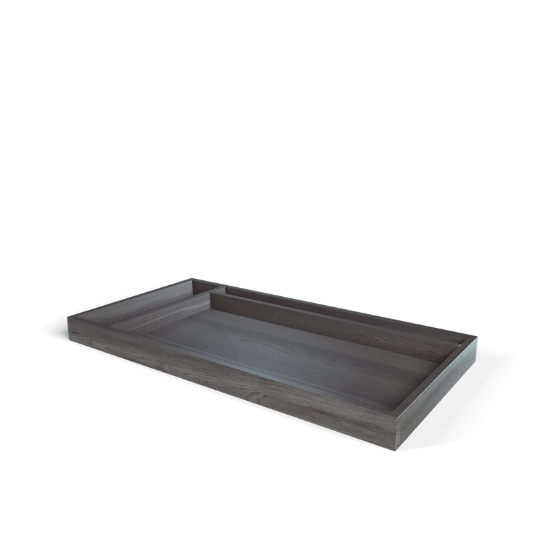 SILVA Furniture Adjustable Changing Tray - Oil Grey