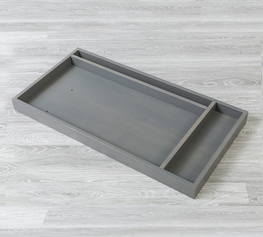 SILVA Furniture Adjustable Changing Tray - Flint
