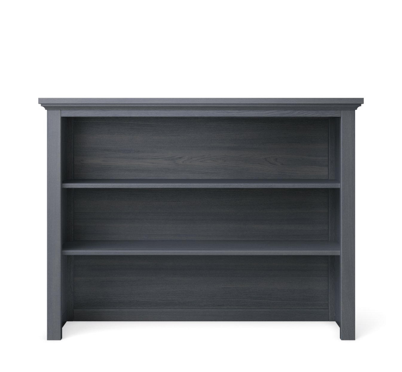 Silva Furniture Hutch in Storm