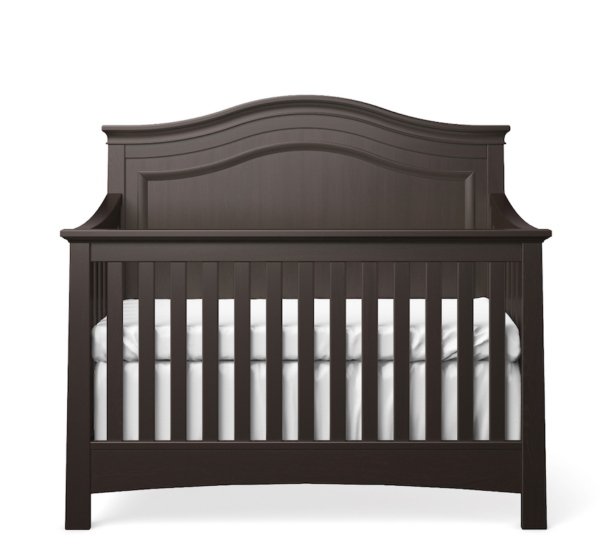 Silva Furniture Serena Convertible Crib - Cherry