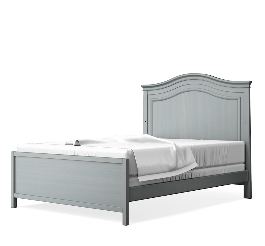 Silva Furniture Serena Full Bed - Flint