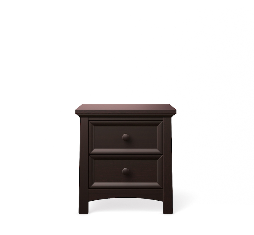Silva Furniture Serena Nightstand - Cherry