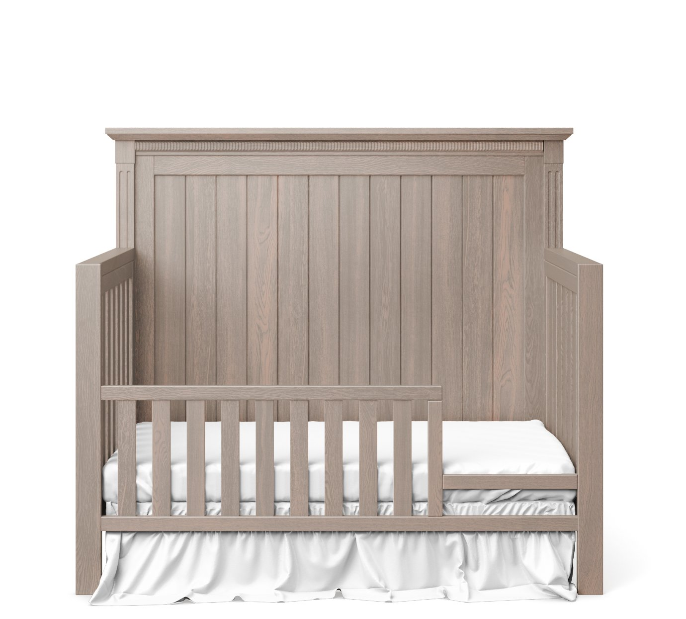 SILVA Furniture Toddler Guard Rail - Cappuccino