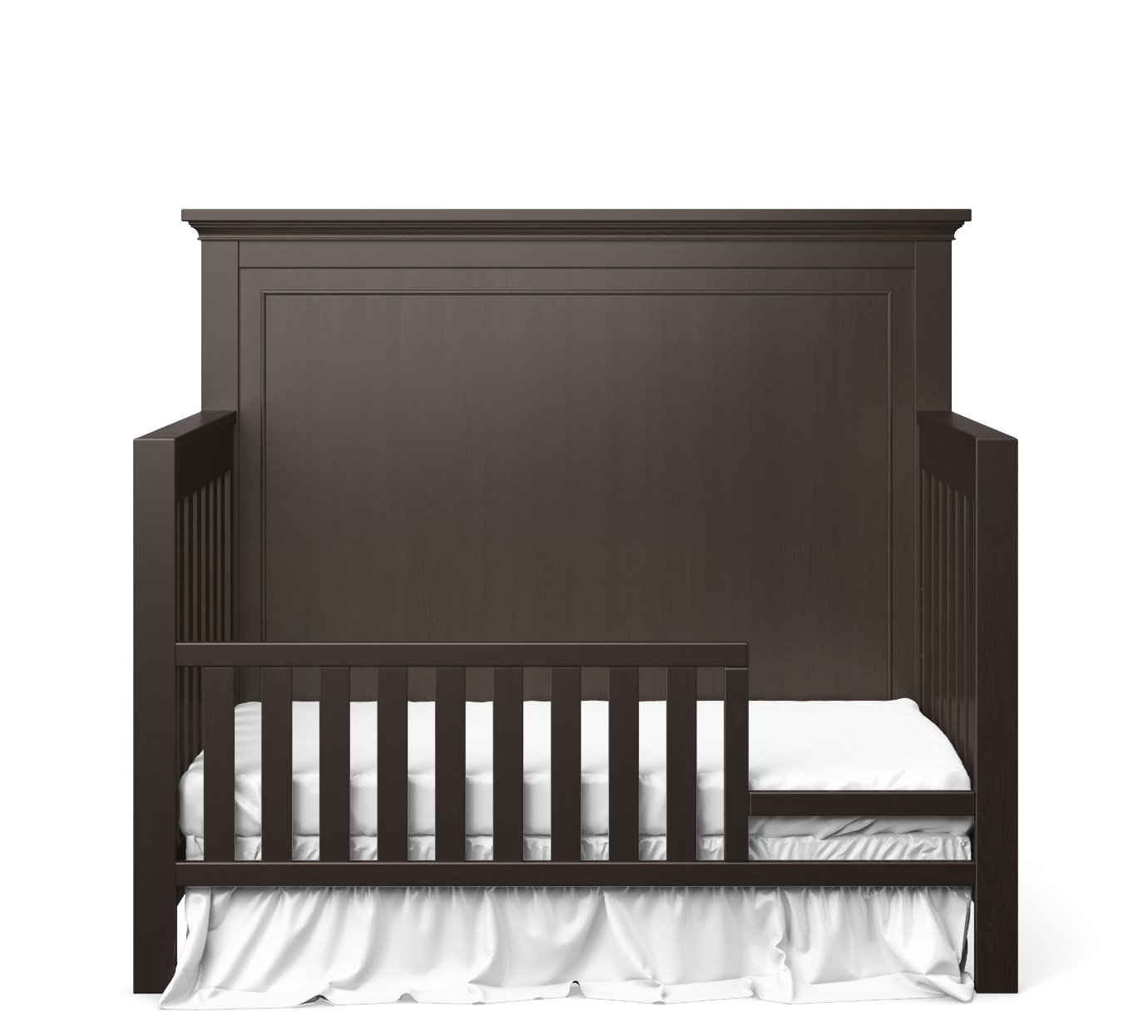 SILVA Furniture Toddler Guard Rail - Cherry