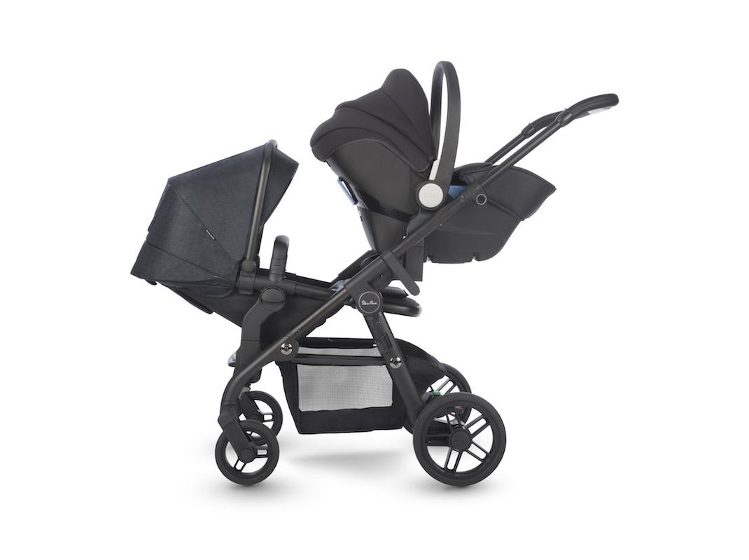 008affdba Silver Cross Coast Stroller - Flint - Destination Baby   Kids