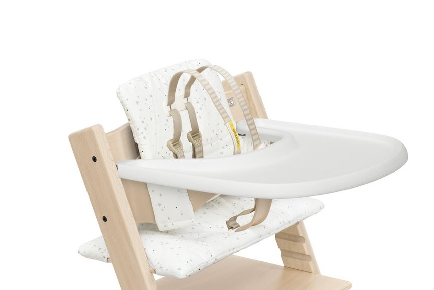Stokke Tripp Trapp Cushion - Sweet Hearts