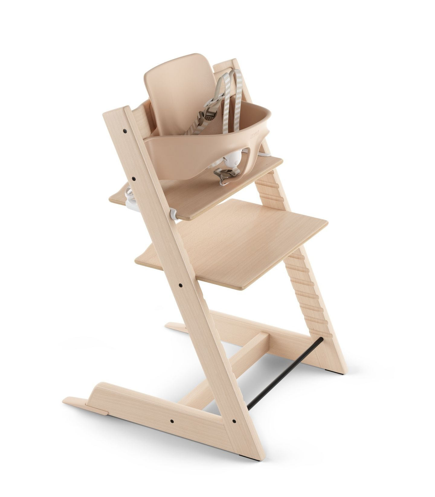 Harnessing Childrens Natural Ways Of >> Stokke Tripp Trapp Baby Set With Harness Natural Destination