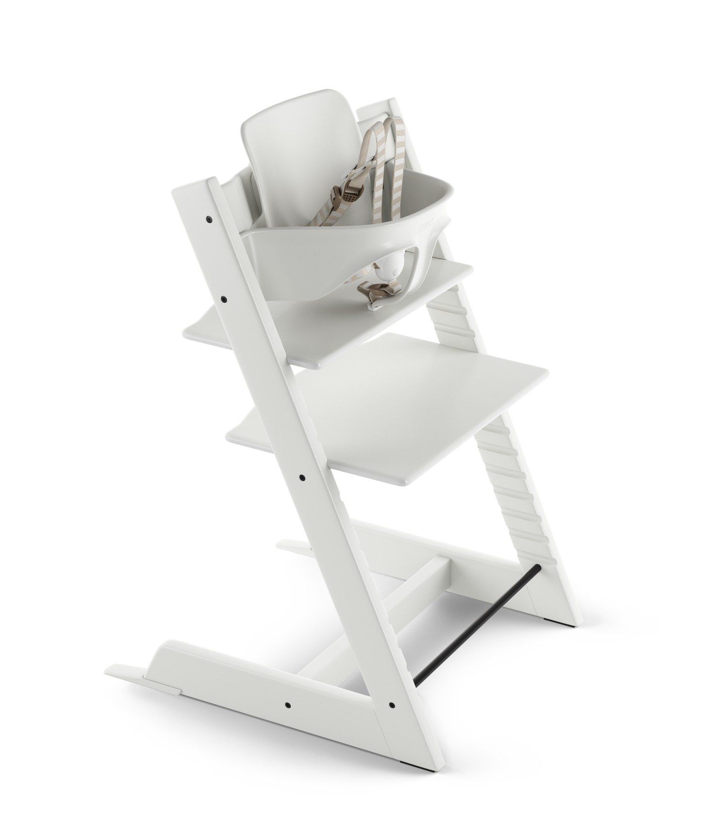Stokke Tripp Trapp High Chair Package - White