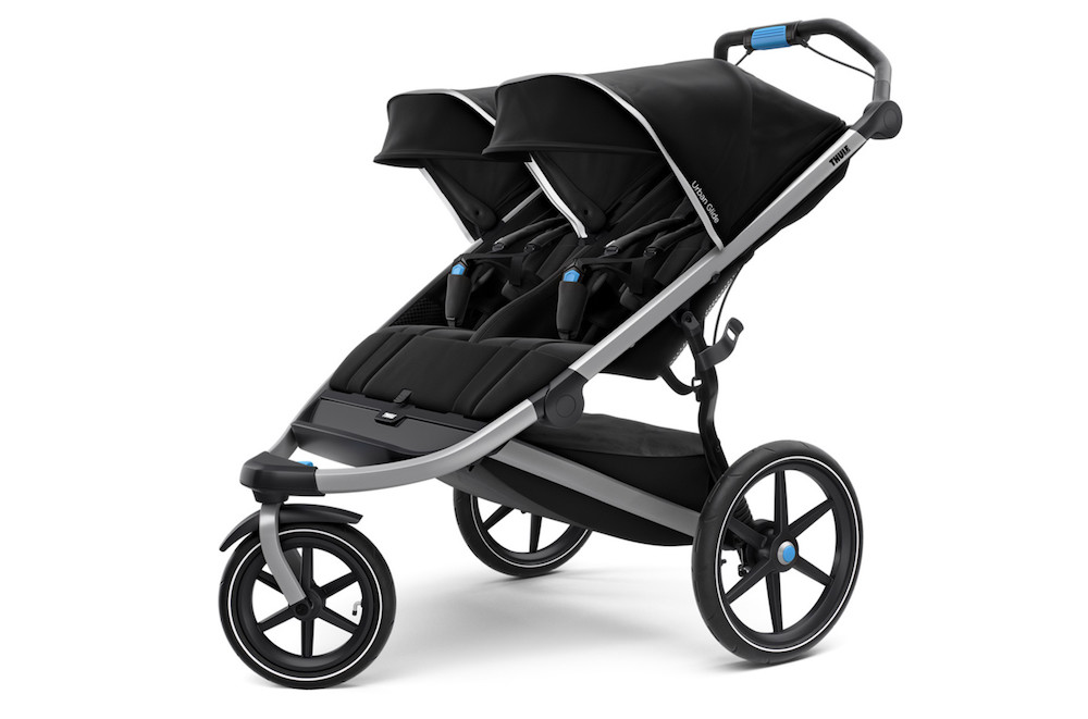 Thule Urban Glide 2 Double - Black