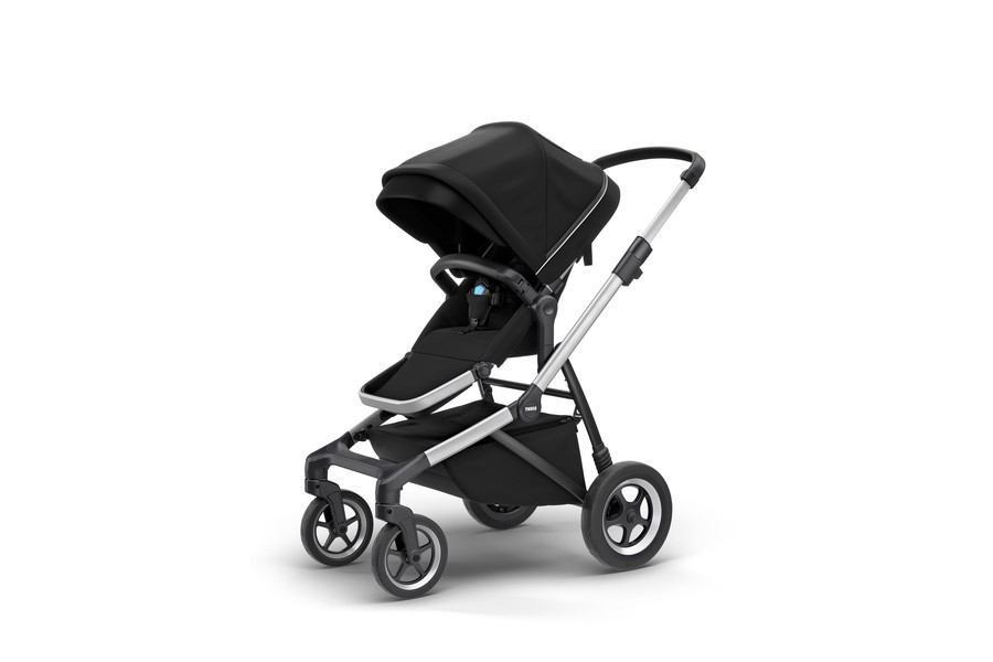 Thule Sleek Stroller - Black