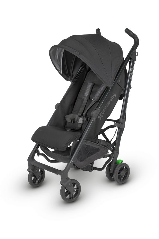 UppaBaby G-Luxe Stroller 2018 - Jake Black