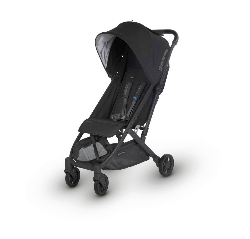 UppaBaby Minu Stroller - Jake Black - Destination Baby & Kids