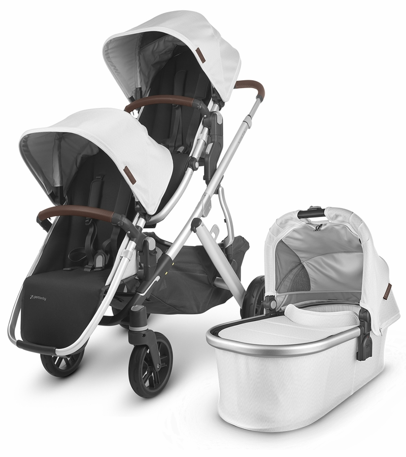 2020 UppaBaby Vista V2 Double Stroller - Bryce