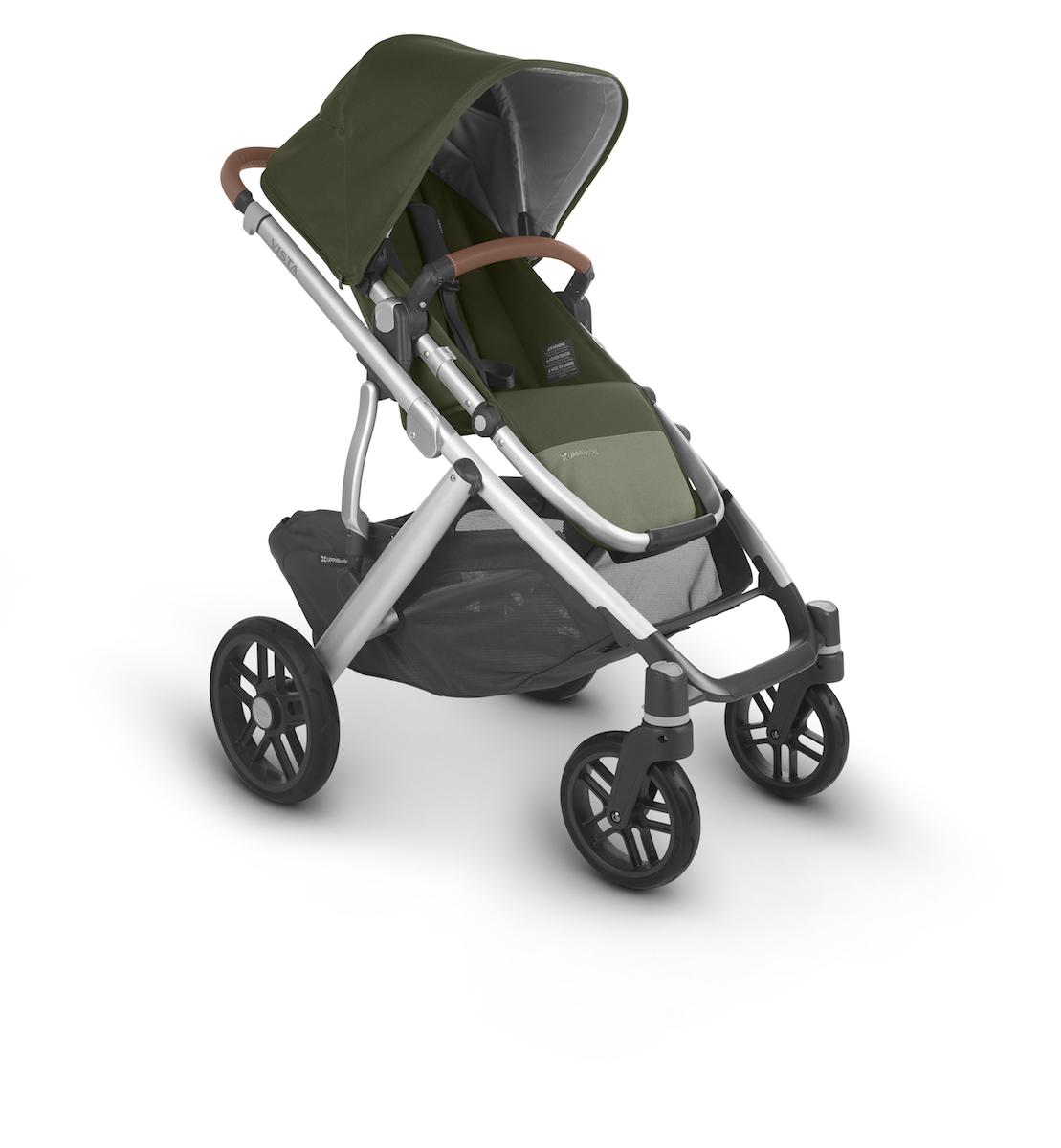 2020 UppaBaby Vista V2 Stroller - Hazel Olive ...