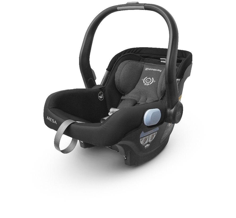 UppaBaby Mesa Infant Car Seat - Jake Black