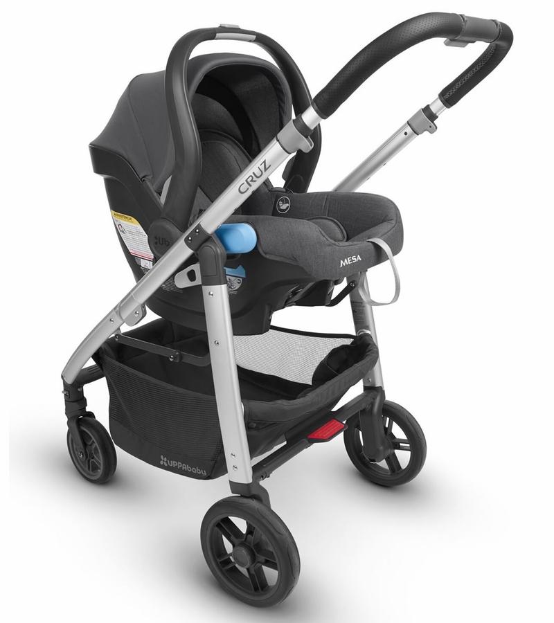e8dca1ede UppaBaby Mesa Infant Car Seat - Jordan Charcoal Melange ...