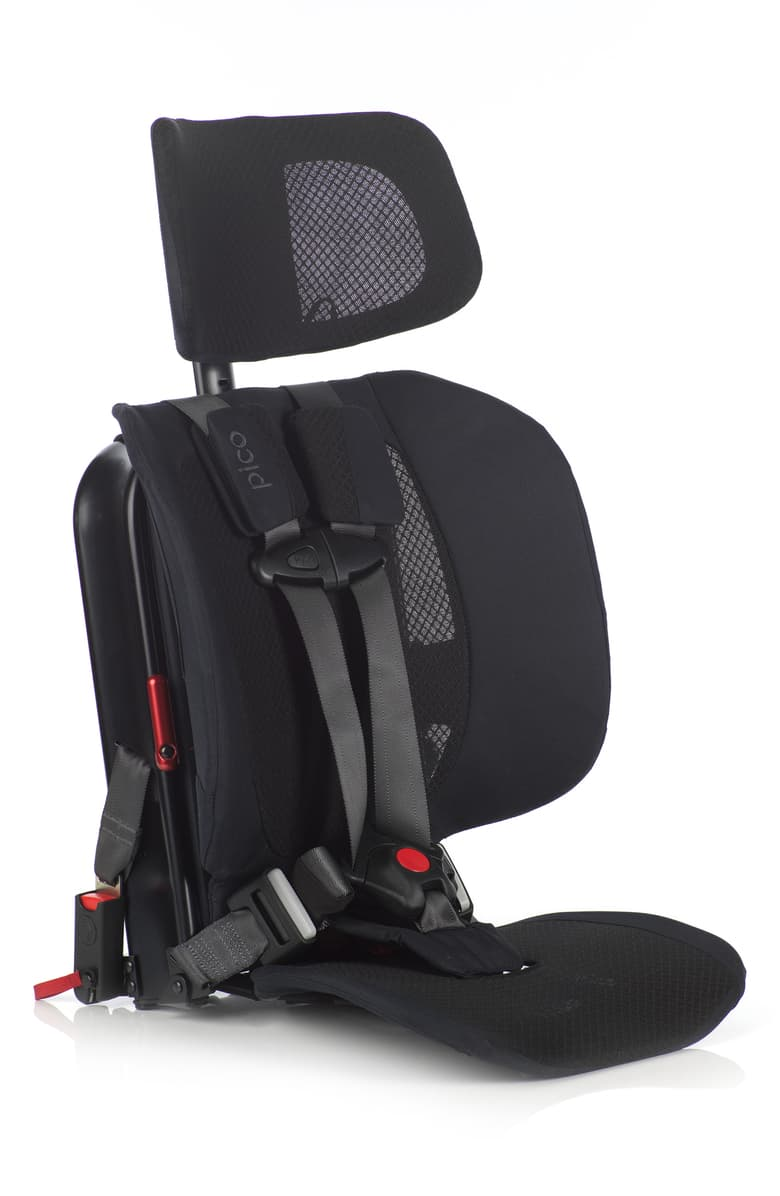 Wayb Pico Travel Forward Facing Car Seat in Jet
