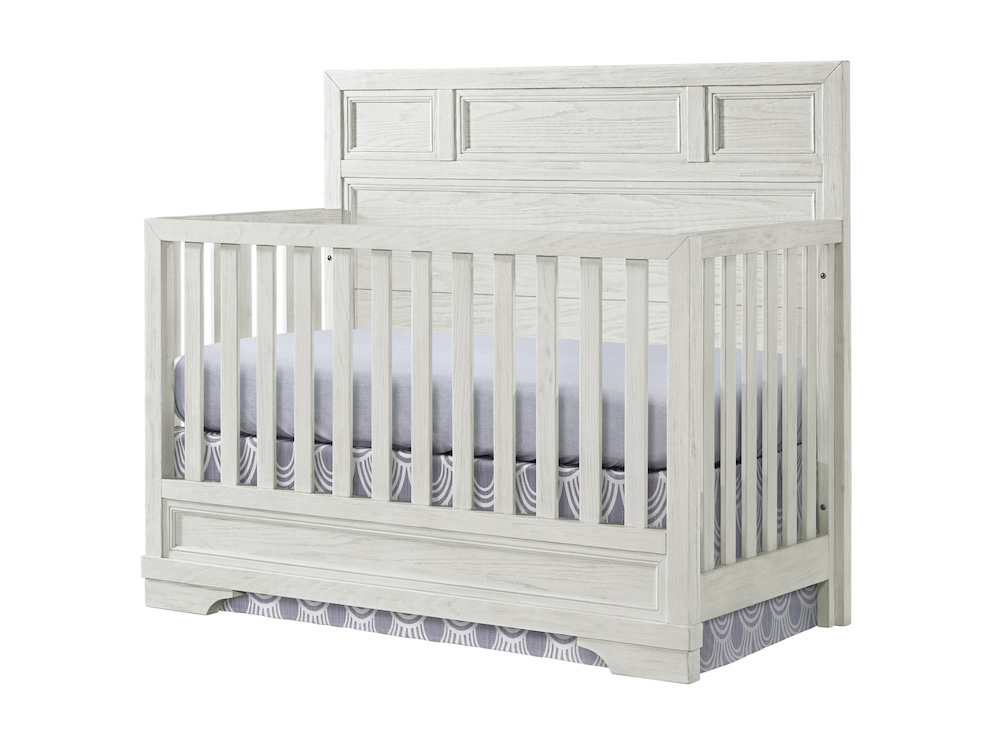 Westwood Design Foundry Convertible Crib - White Dove