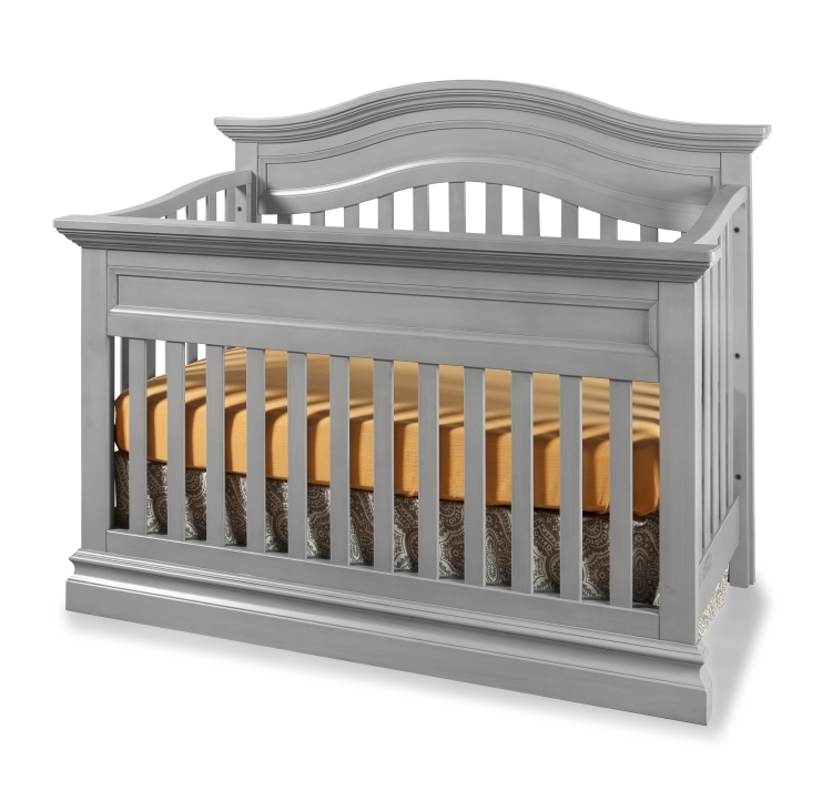 Westwood Design Stone Harbor Convertible Crib, Cloud