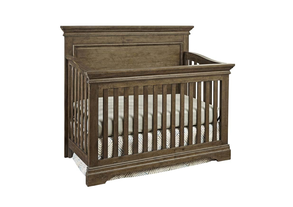 Westwood Design Riley Convertible Crib, Almond